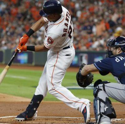 The Astros Head To Anaheim