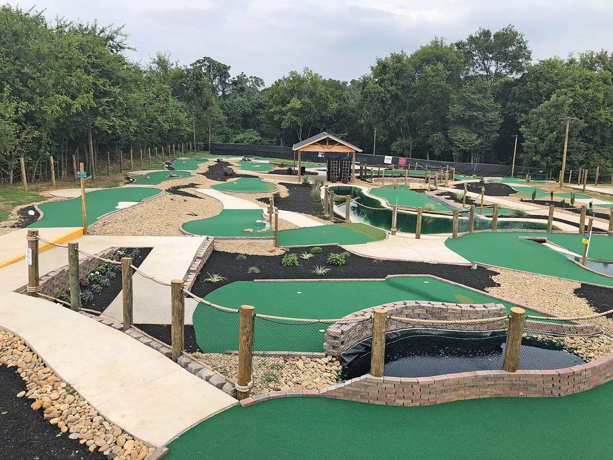 Apollo Media Takes on Professional Mini Golf