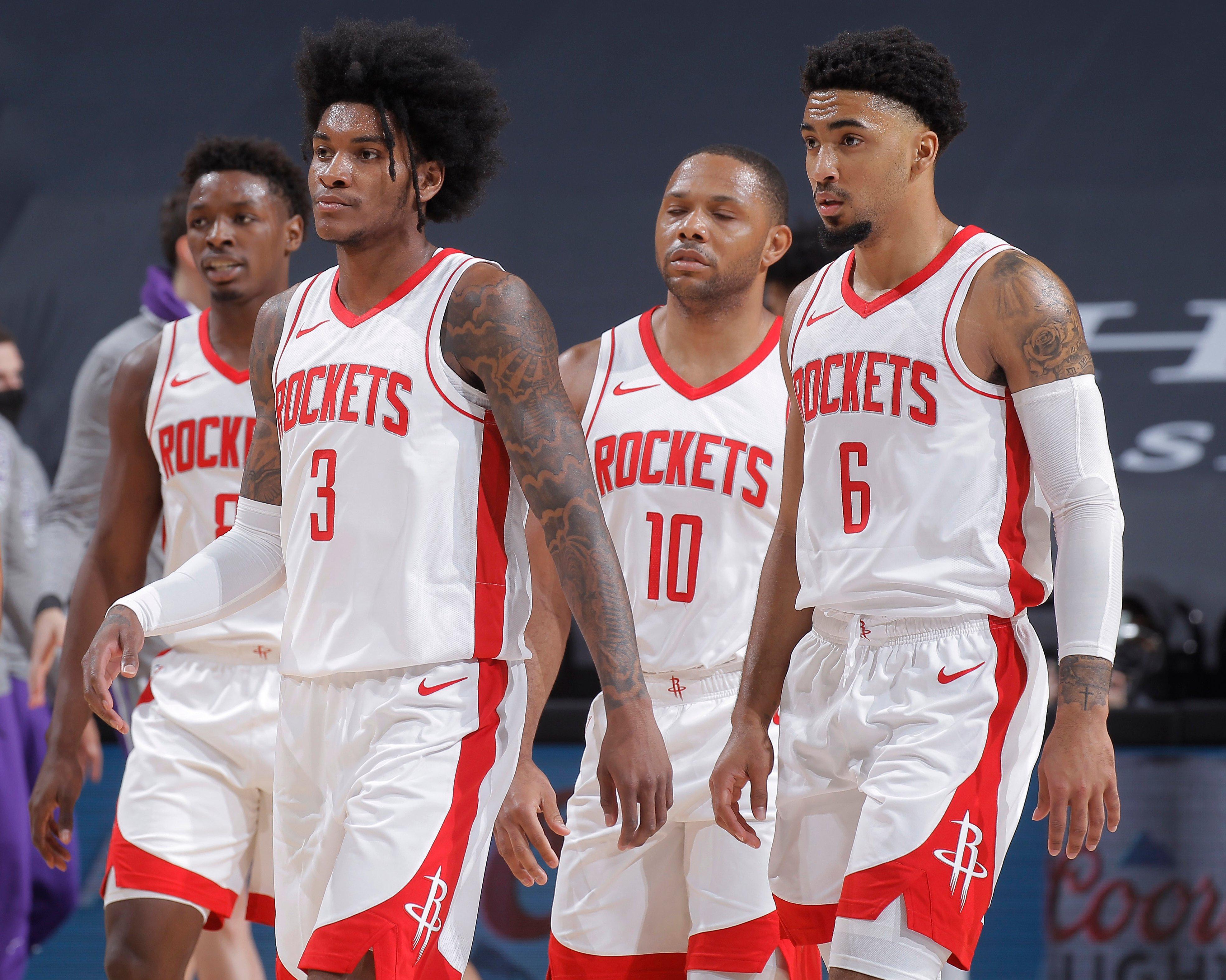 Five positive takeaways from the Houston Rockets 2020-2021 season