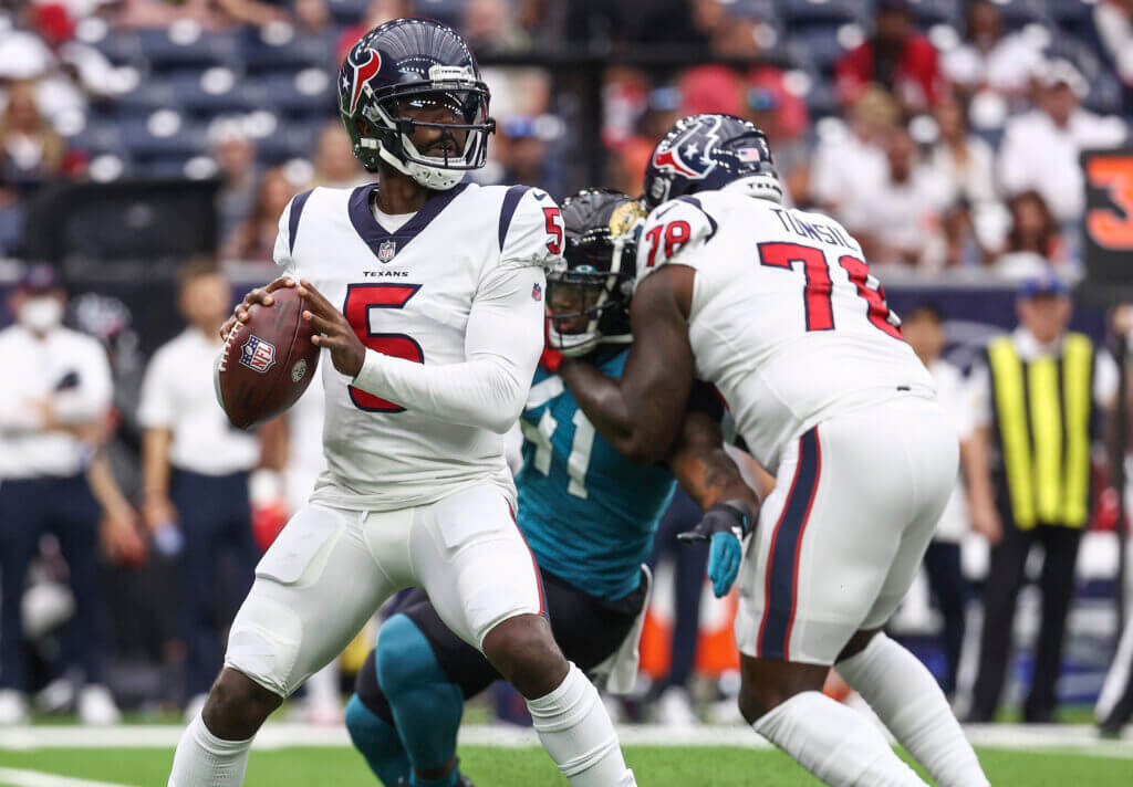 The Houston Texans are not going to be an easy out