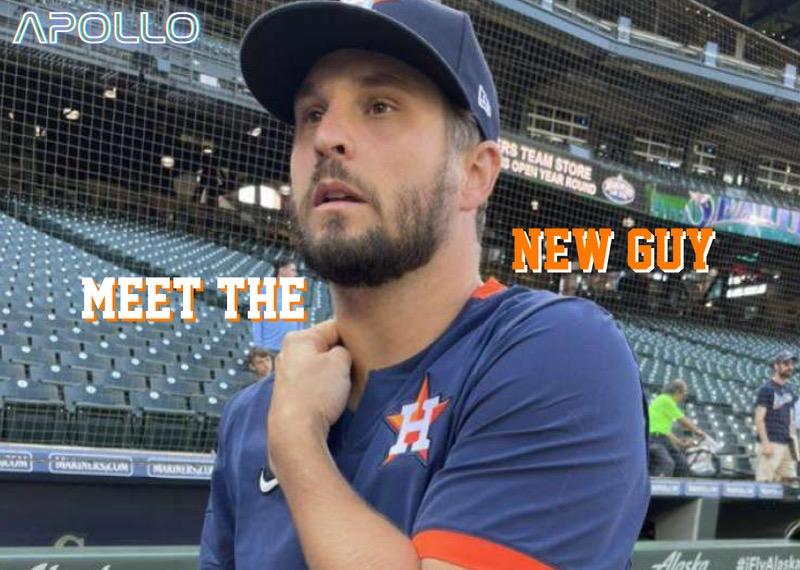 Meet The New Guy, Kendall Graveman!