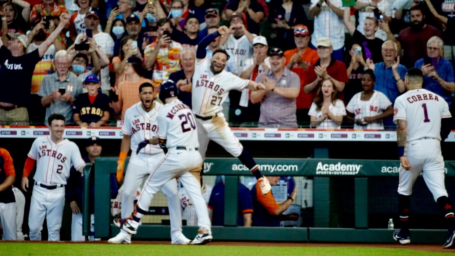 The American League Runs Through Houston