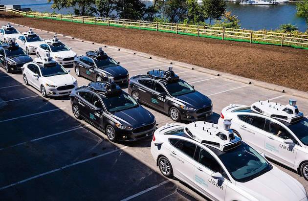 User's Self-driving Fleet of Cars