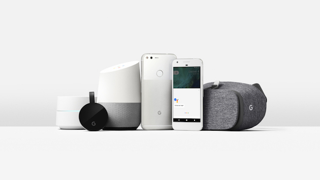 Google's New Product Suite 2016