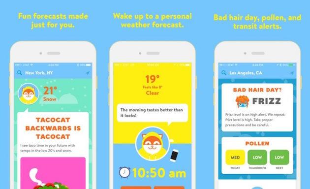 Screenshots of the Chat Bot Poncho