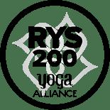 Yoga Alliance RYS 200 Logo