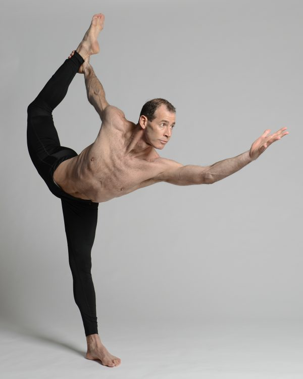 Hamish Dancer Pose