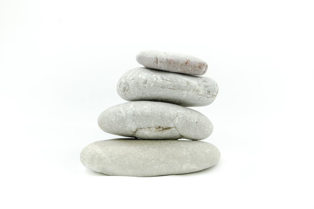 Stacked Rocks Balancing