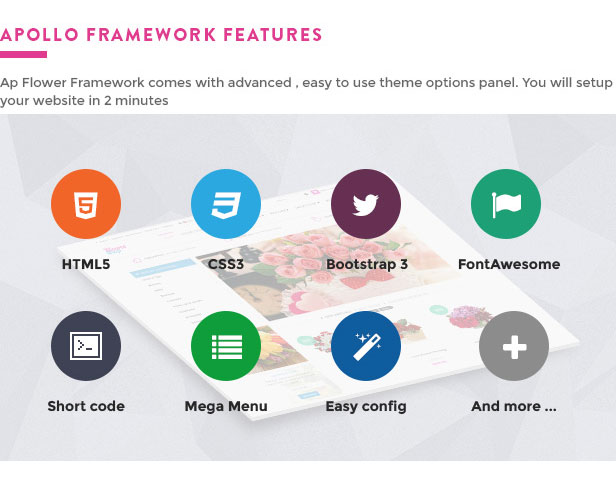 features Shopify Framework
