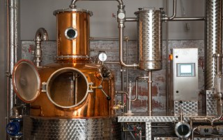 Micro Distillery Set Up
