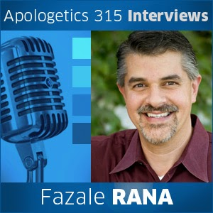 Apologist Interview: Fazale Rana