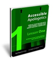 Apologetics Curriculum - Apologetics Lessons for Youth and