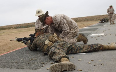 Marine Training and Christian Evangelism
