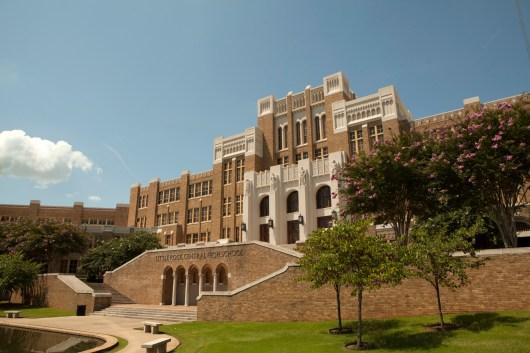 Little Rock Central High School.