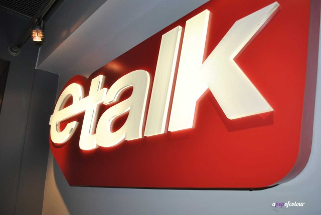 etalk sign