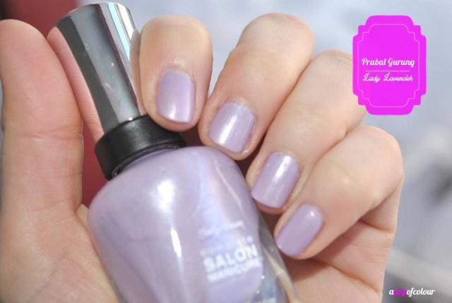 Lady Lavender PG