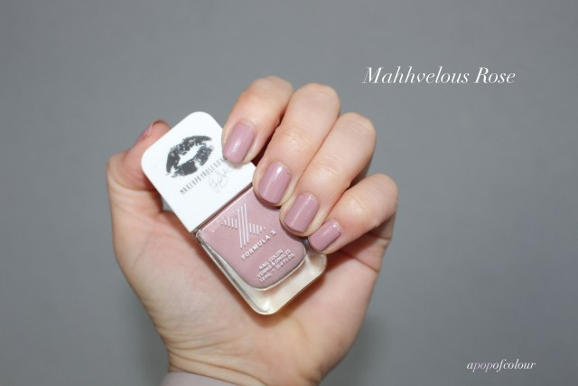 Mahhvelous Rose