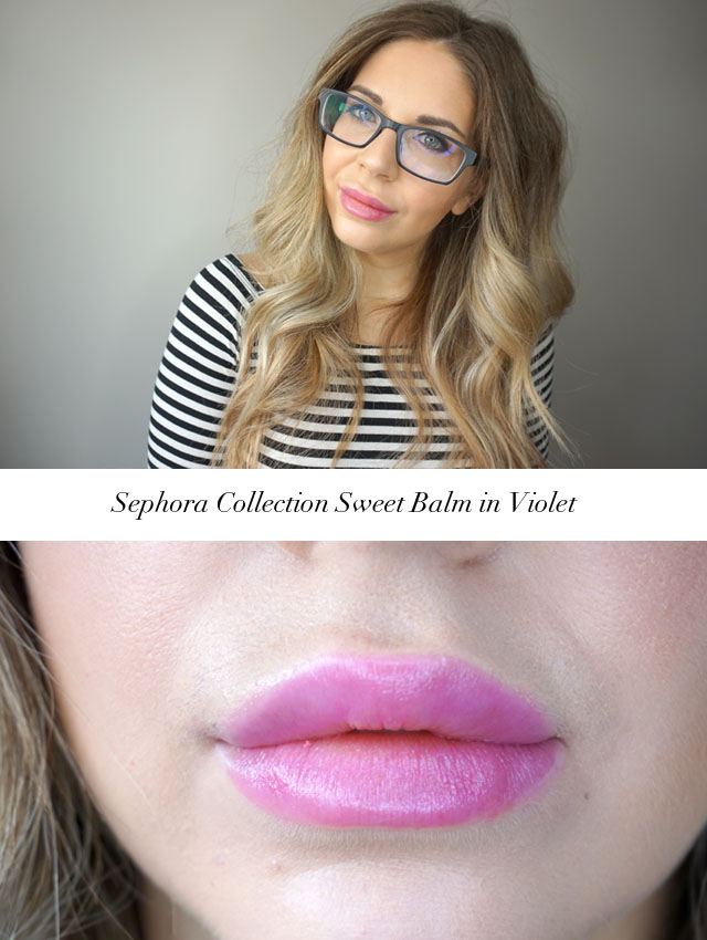 Sephora Collection Sweet Balm in Violet