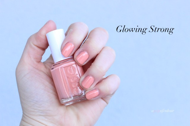 Essie Glowing Strong