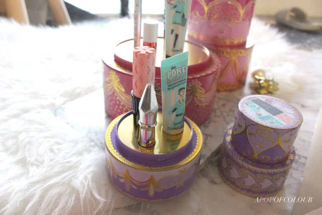 Benefit Confection Cuties holiday set