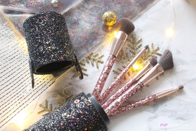 Sephora Collection Rising Star Canister Brush Set