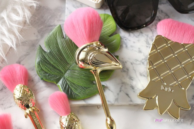 Tarte Let's Flamingle Brush Set