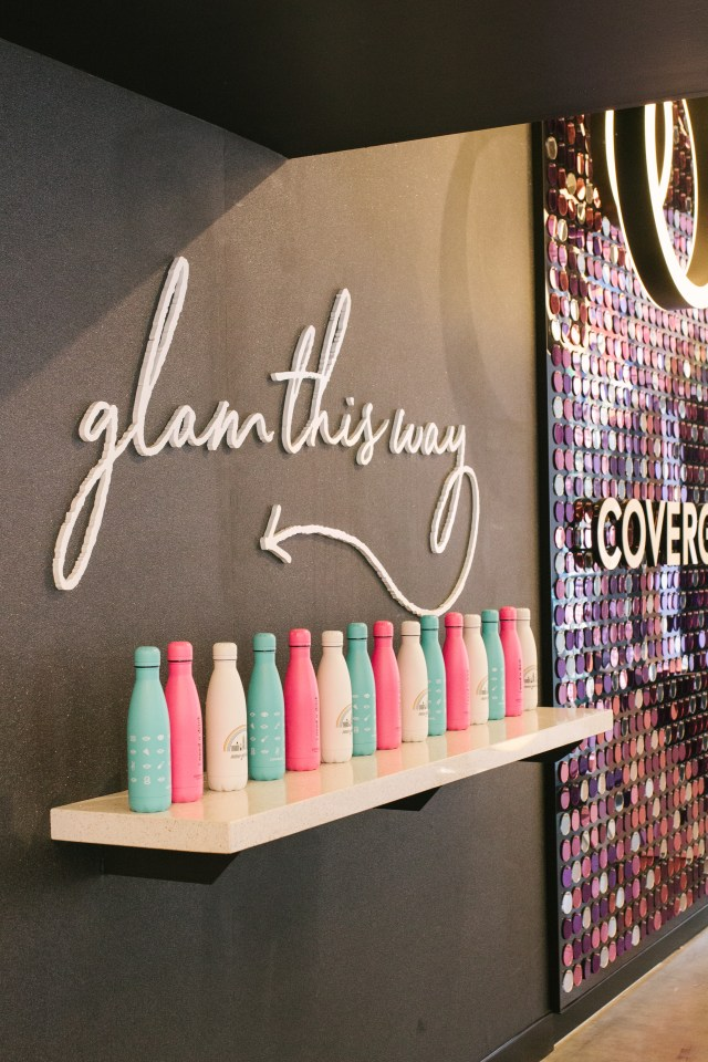 COVERGIRL flagship store in NYC