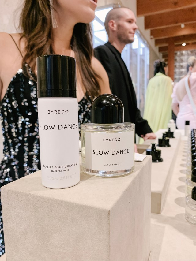 Byredo Slow Dance perfume at Byredo store in NYC