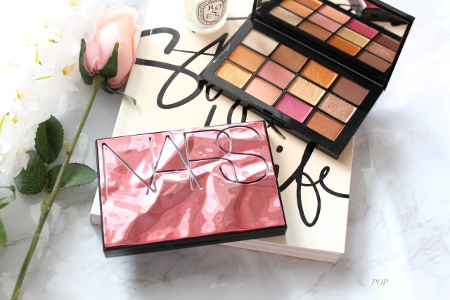 NARs Afterglow palettes