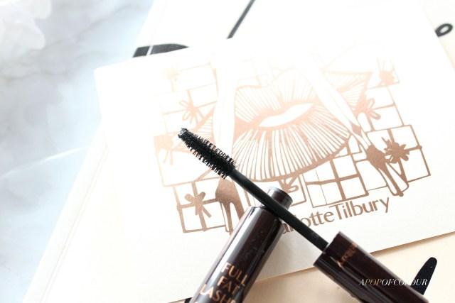 Charlotte Tilbury Full Fat Lashes mascara wand