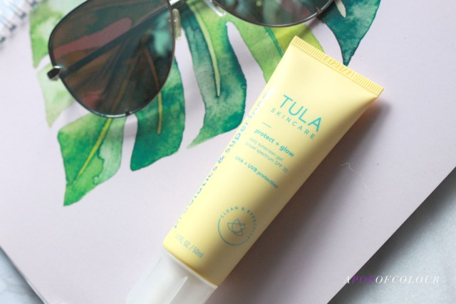 Tula Protect + Glow - Daily Broad Spectrum SPF 30 Sunscreen