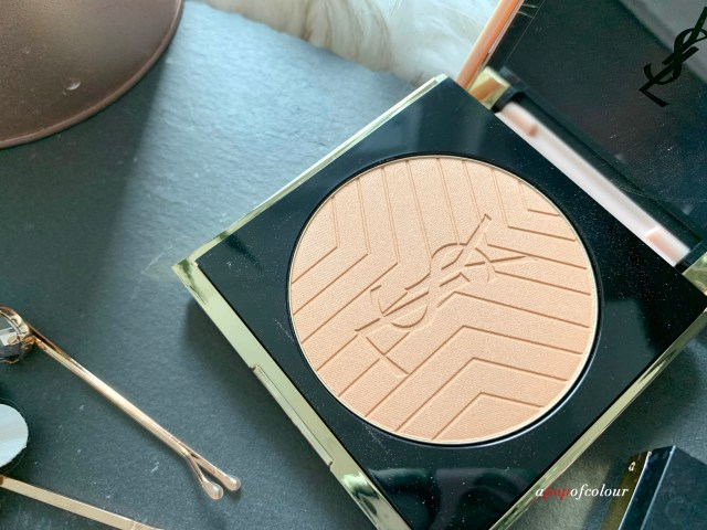 YSL Beauty All Over Glow Powder