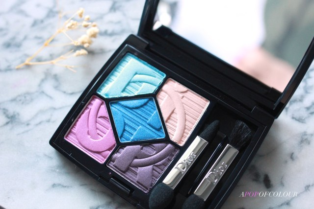 Dior Beauty 5 COULEURS - COLOR GAMES COLLECTION LIMITED EDITION