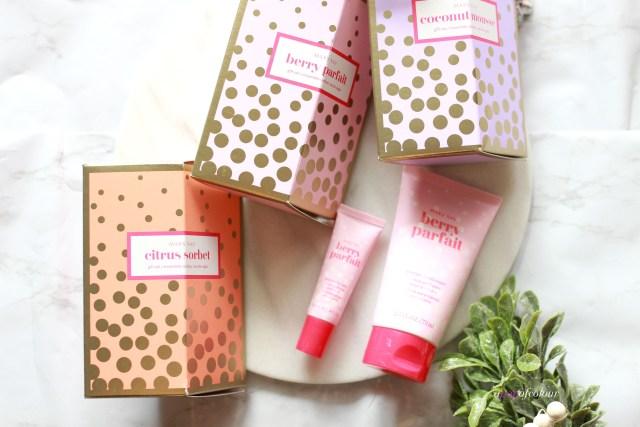 Mary Kay 2020 holiday Mary Kay Hand Cream and Lip Balm Set
