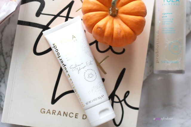 Tula Shawn Johnson East So Pumpkin Facial Scrub Exfoliant