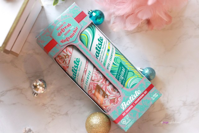 Batiste Dry Shampoo Holiday Gift Pack