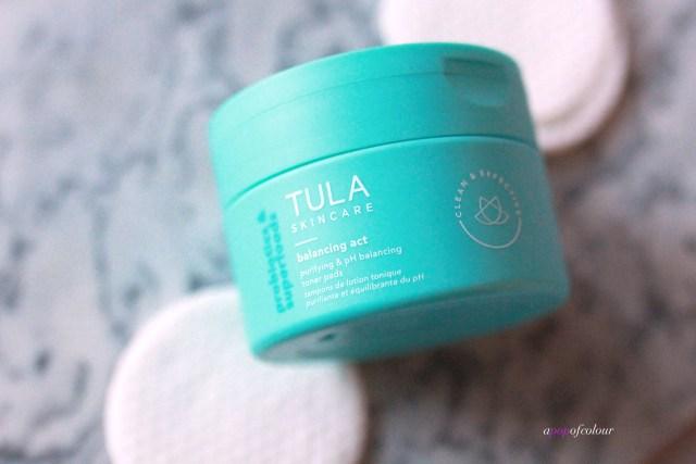 Tula Balancing Act Purifying & pH Balancing Toner Pads