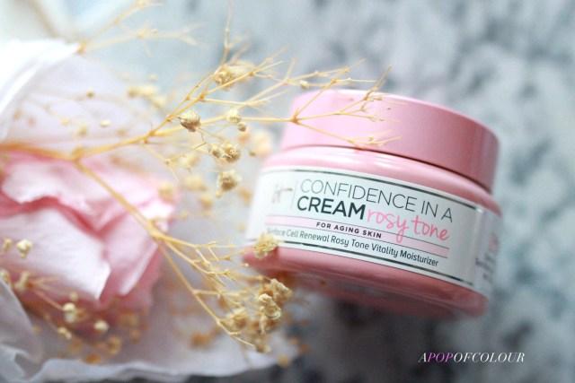 IT Cosmetics Confidence in a Cream Rosy Tone