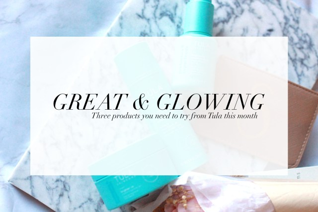 Tula brightening products