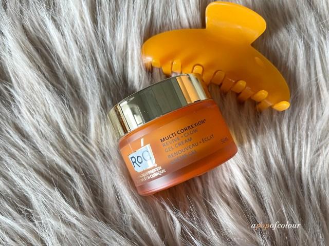 RoC Vitamin C Brightening collection Gel Cream