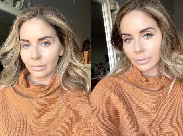 Rimmel Wonder'Extension Mascara swatches