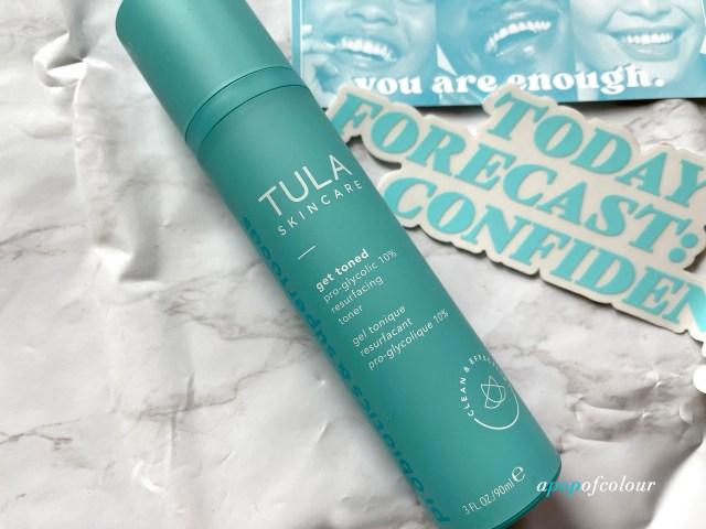Tula Get Toned Pro-Glycolic 10% Resurfacing Toner