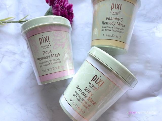Pixi Beauty Remedy Masks