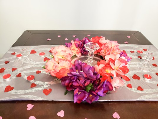 Valentine's Day DIY centerpiece, Valentine's Day dinner, Valentine's Day at home, Valentine's Day decor inspiration, Valentine's Day inspo, Valentine's Day DIY project, Valentine's Day married couples, Valentine's Day romantic ideas, Valentine's Day DIY centerpiece, Valentine's Day dinner, Valentine's Day at home, Valentine's Day decor inspiration, Valentine's Day inspo, Valentine's Day DIY project, Valentine's Day married couples, Valentine's Day romantic ideas, Valentine's day crafts, valentines day decor, valentines day ideas dollartree, diy centerpieces for home, diy centerpieces for wedding, diy dinner table, diy tablescapes dollartree