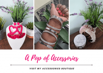 trendy online boutique, online accessories shop, black female owned business, hair accessories for black women, statement jewelry inspiration, summer jewelry 2021, boho accessories