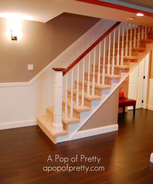 Basement Stairs Design: My Top 5 Basement Design Tips (In Case U Missed It)