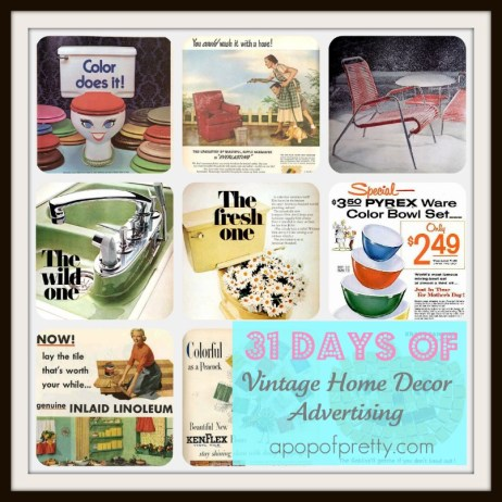 Vintage Home Decor Ads 7 Of 31 1959 Kraft Caramel Candy Pumpkin