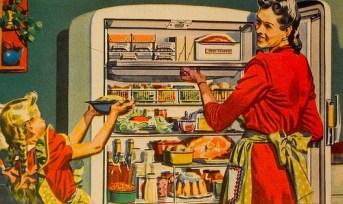 Home Decorating - Vintage ad