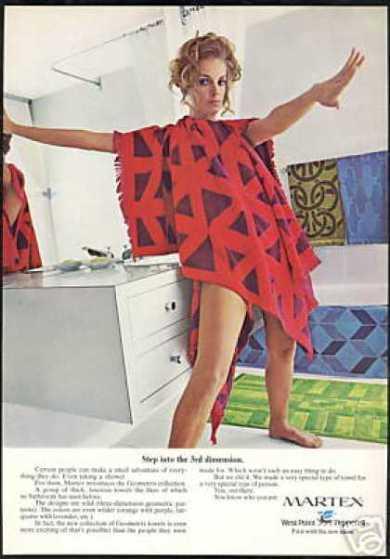 vintage martex ad 1970
