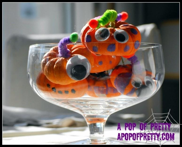 easy Halloween craft idea for kids